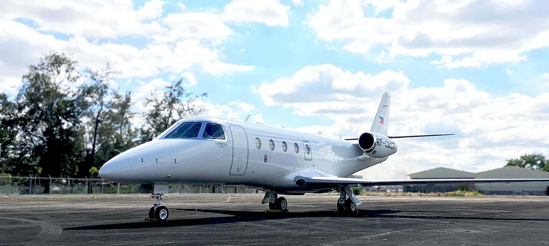 Gulfstream G150 Main