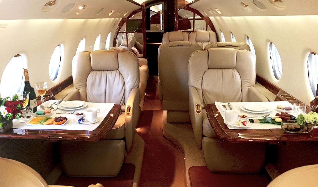 G200 Forward cabin