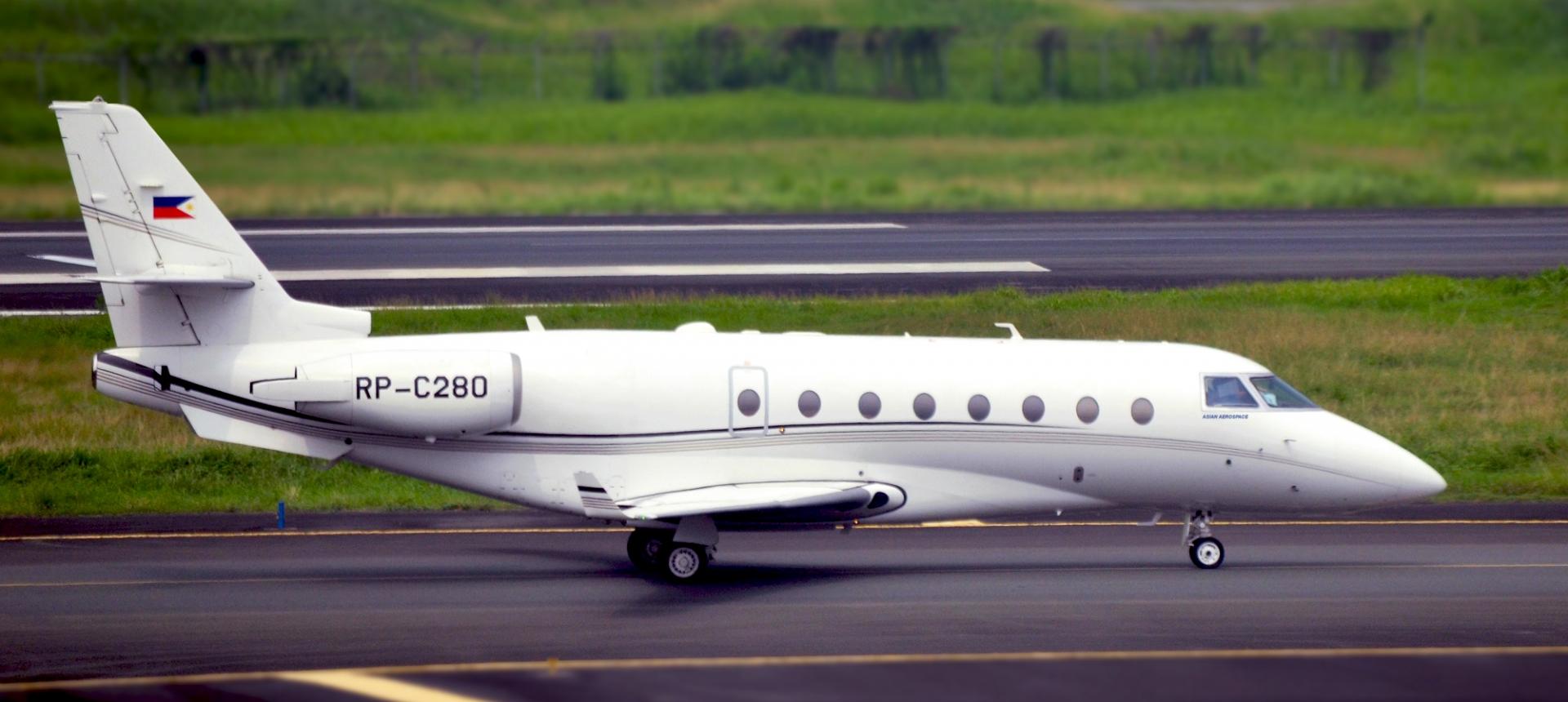 Gulfstream G200 Main