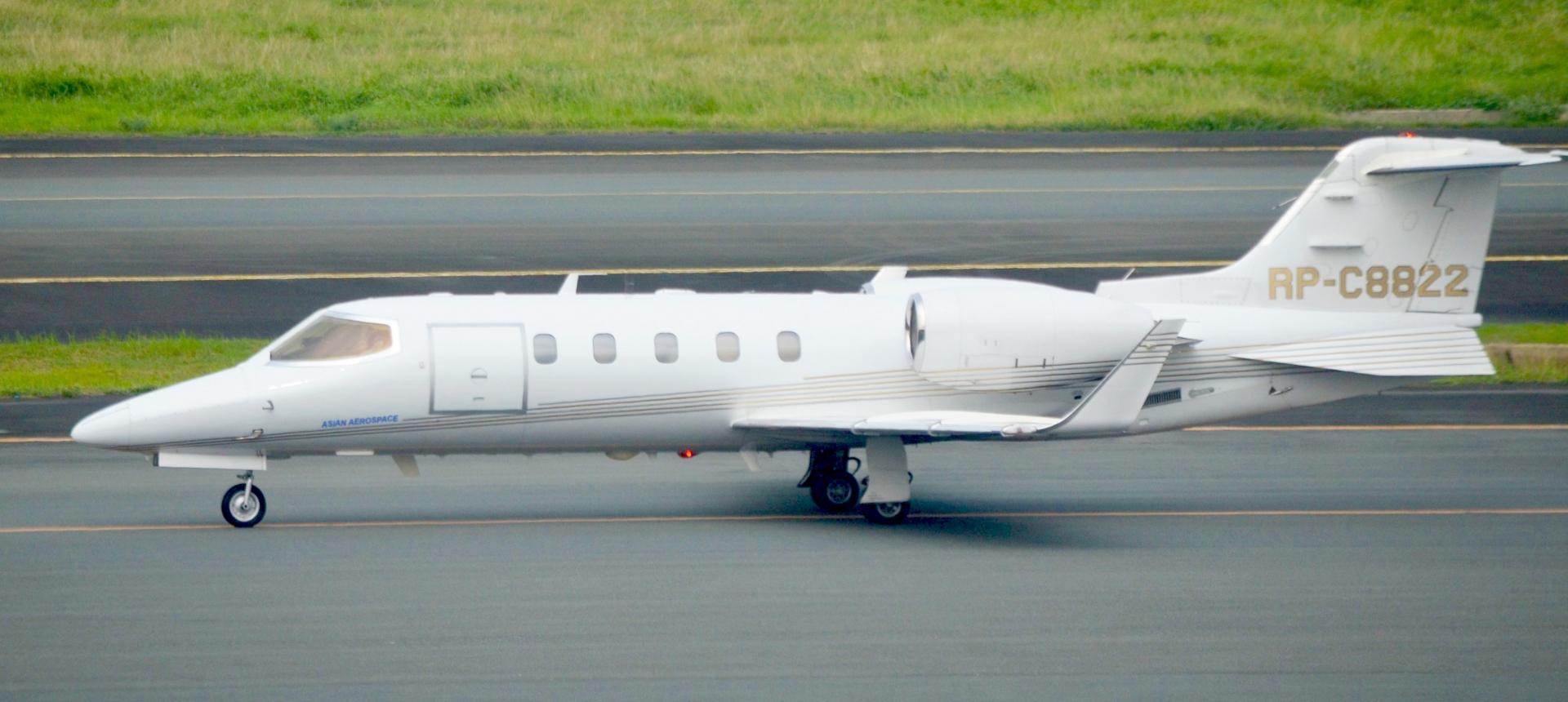 Learjet 31A Main