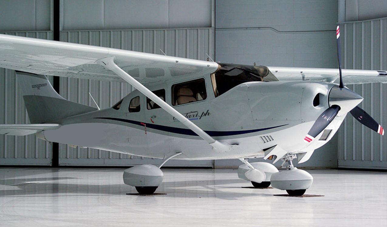CT206H Flight Deck 2