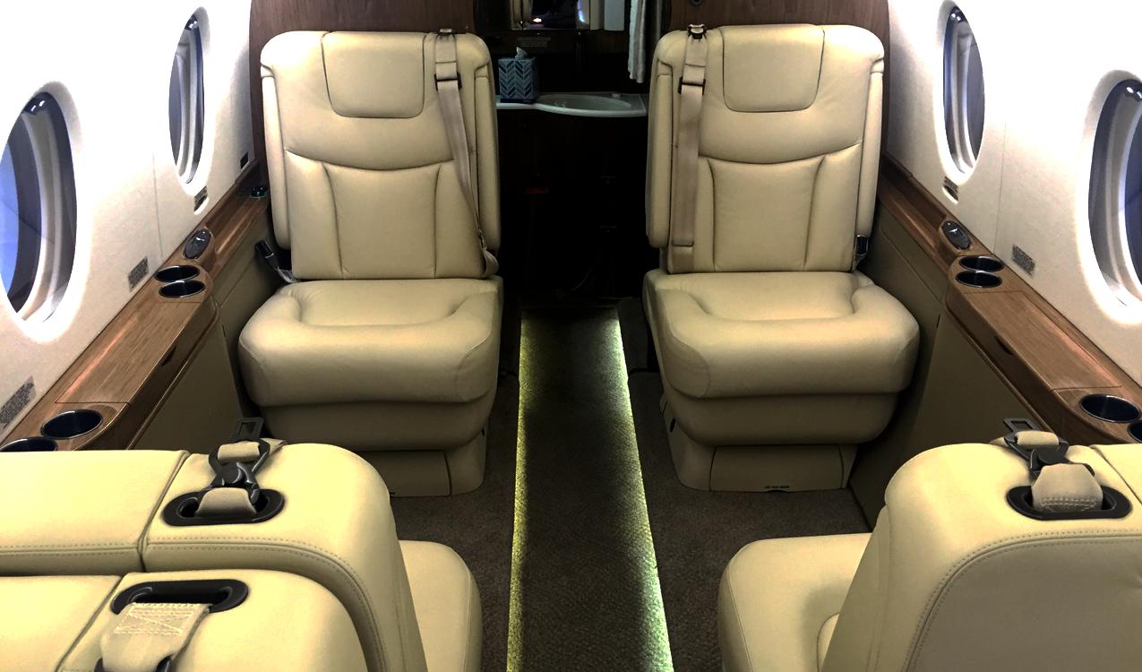 G150 Cabin