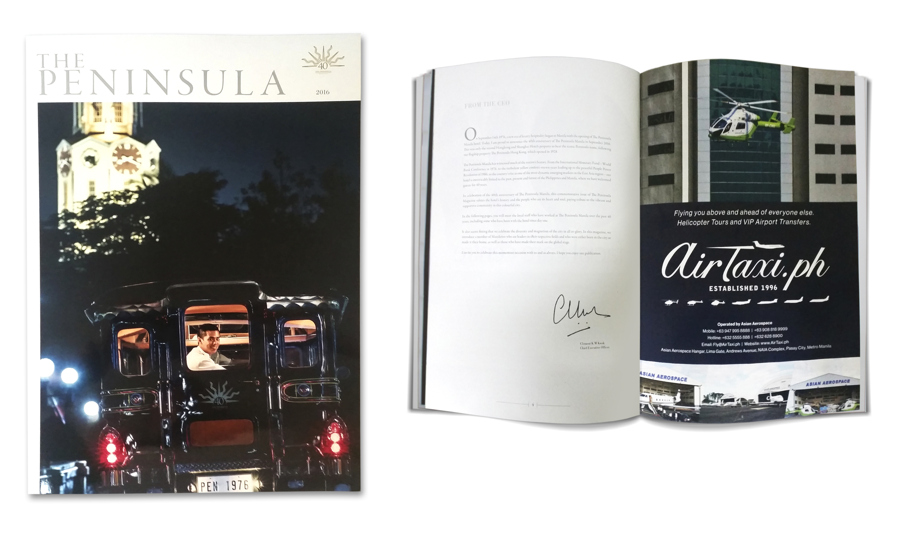 Peninsula Magazine