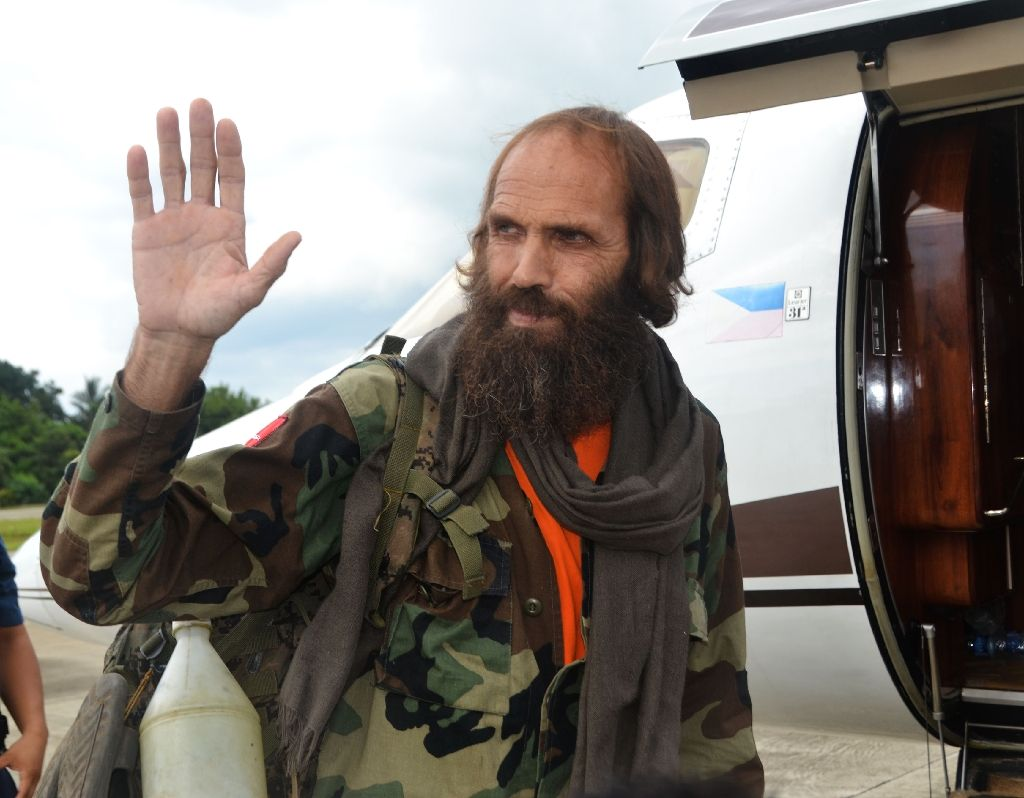 Abu Sayyaf frees Norwegian hostage