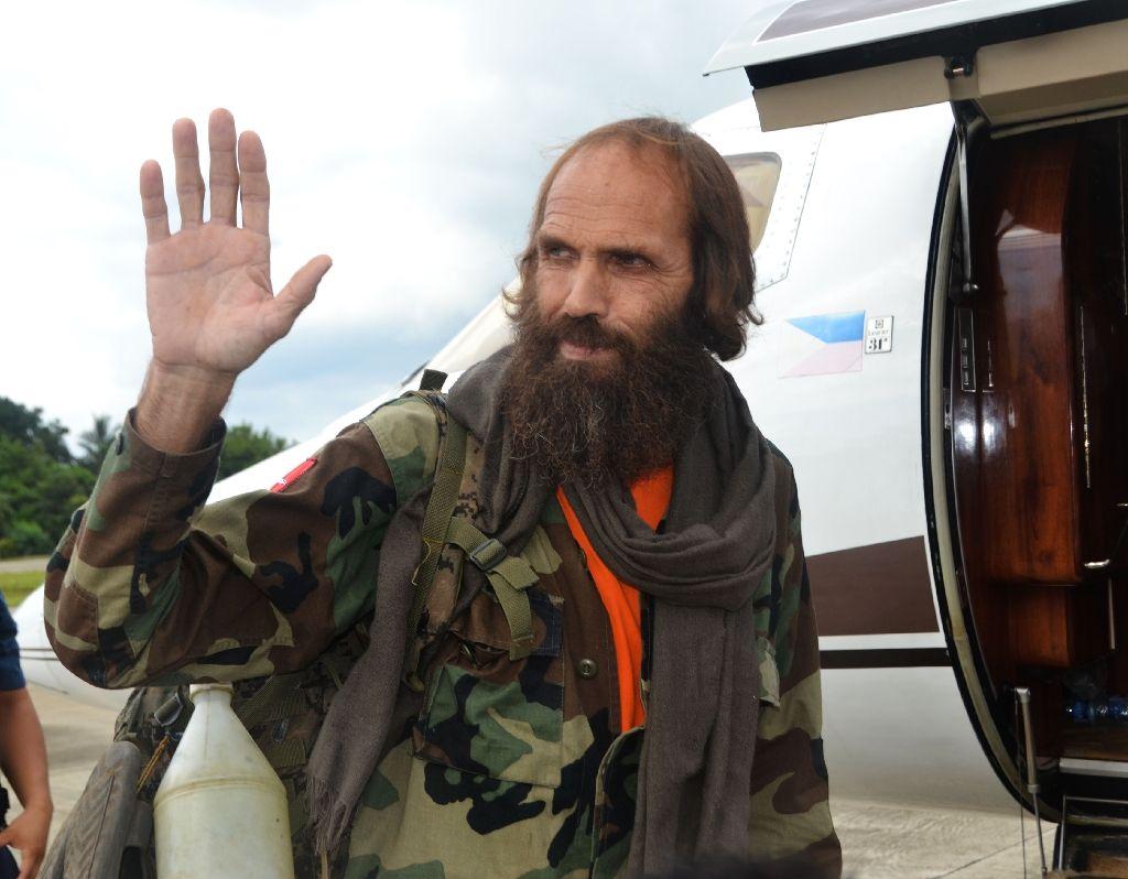 Abu Sayyaf frees Norwegian hostage