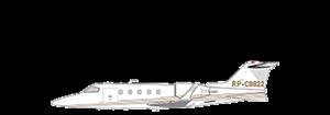 Learjet 31A 1