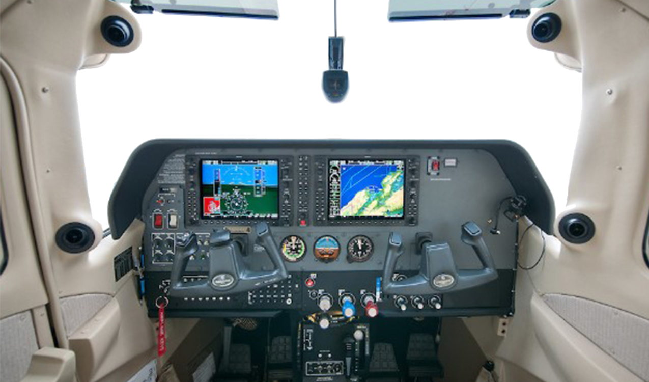 CT206H Flight Deck