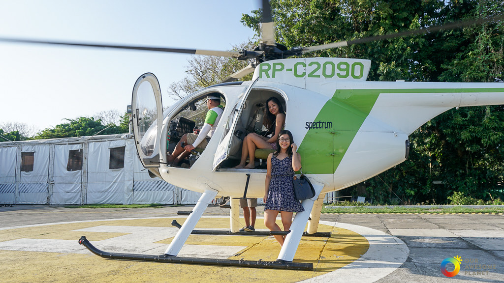 Our Awesome Planet about Green Heli, Boracay 2