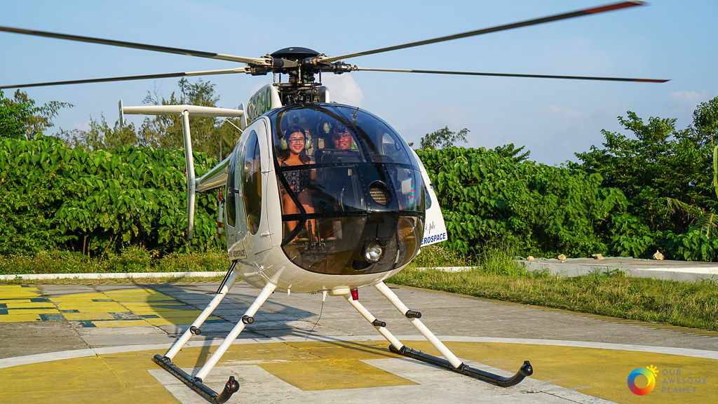 Our Awesome Planet about Green Heli, Boracay 5